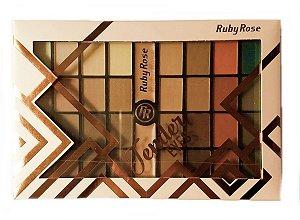 Paleta Tender Eyes - Ruby Rose