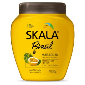 Skala Brasil - Maracujá e óleo de patauá
