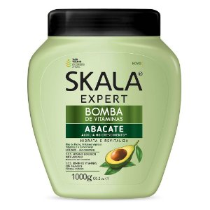Skala - Bomba de vitaminas Abacate