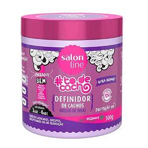 Definidor de Cachos {Brilho Diva} - Salon Line