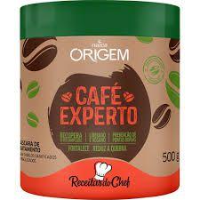 Hidratação Café Experto (receitinhas do chef) -  Nazca Origem