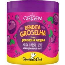 Hidratação Bendita Groselha (Receitinhas do chef) - Nazca Origem