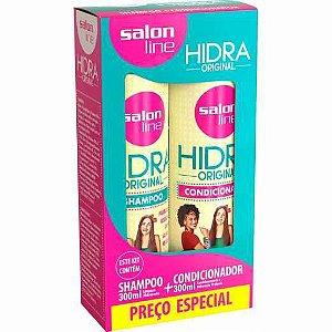 Hidra Original Shampoo e condicionador - Salon Line