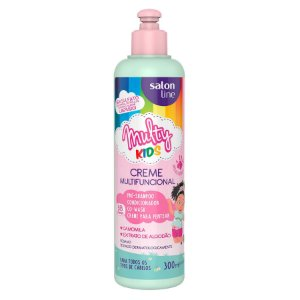 Creme Multifuncional Multy KIDS - Salon Line 300ml