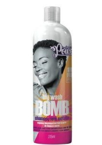 Big Wash Bomb (Shampoo sem sulfato) - Soul power