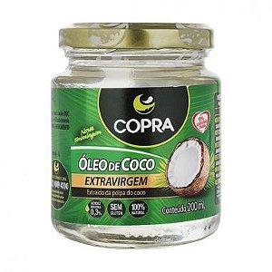 Óleo de coco - Copra extra virgem 200ML