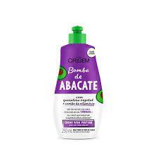 Nazca Origem Creme para Pentear Bomba de Abacate 250ml