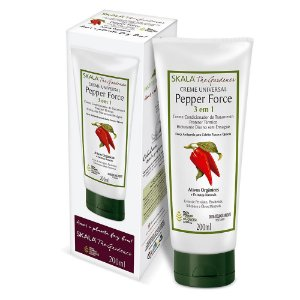 Creme de tratamento Pepper Force -Skala