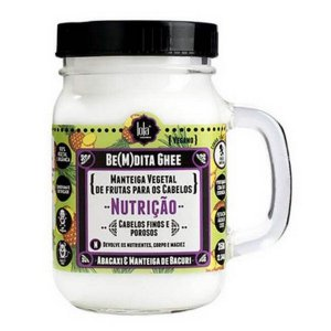 BEMDITA GHEE NUTRICAO ABACAXI - Lola Cosmetics 350g