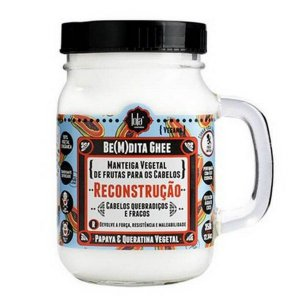 BEMDITA GHEE RECONSTRUCAO MAMAO - Lola Cosmetics 350g