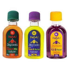 Kit Pinga óleos capilares 50mL - Lola Cosmetics