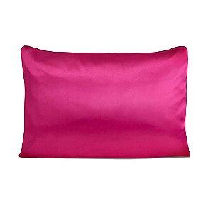 Fronha de Cetim Antifrizz - Pink