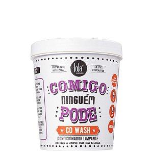 COMIGO NINGUEM PODE CO-WASH - LOLA COSMETICS 450g
