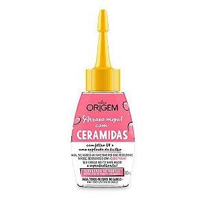 Óleo Reparador de Pontas Arrasa Amiga com Ceramidas-Nazca Origem 30 ml