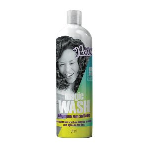 Magic Wash Shampoo Sem Sulfato 315ml - Soul Power