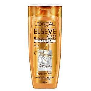 Shampoo Elseve Óleo Extraordinário - Cachos 200 ml