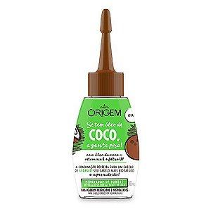 Óleo Reparador de Pontas Óleo de Coco- Nazca Origem 30 ml