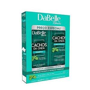DABELLE KIT SH+COND - CACHOS DA ONDA 450ML