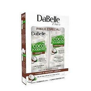 DABELLE KIT SH+COND - COCO PODEROSO 450ML