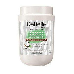 Dabelle Mascara Hidratação Coco Poderoso 800G