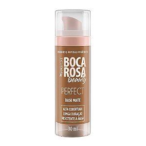Base Matte HD 7 Márcia - Boca Rosa Beauty by Payot