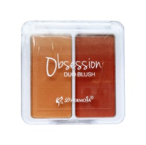 Duo Blush  Obsession COR 2 - Dhermosa