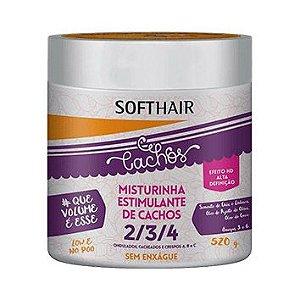 MISTURINHA ESTIMULANTE DE CACHOS 520ml - SOFT HAIR