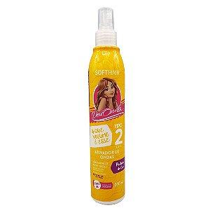 SPRAY DEU ONDA 2ABC 300ml - SOFT HAIR