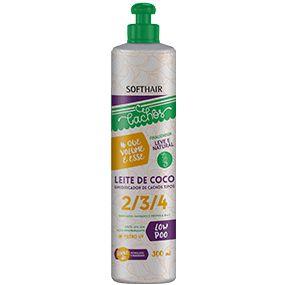 LEITE DE COCO CACHOS 300ml - SOFT HAIR