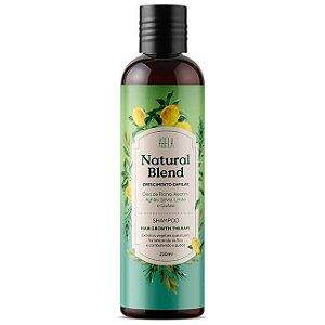 Shampoo Natural Blend 250ml - Abela