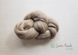 Lã Corriedale - Meada Grande - 50g