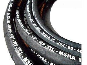 "Mangueira Balflex Alta Pressão , Oleo, Ar, Alcool, Gasolina, Metanol.5/8"" (15,87mm)"