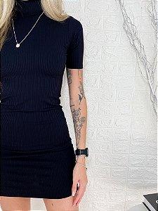 vestido natália | preto