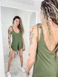 macaquinho souza | verde militar