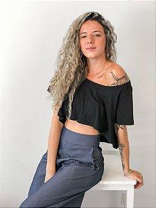 blusa basic | preta