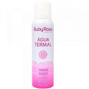 Água Termal Ruby Rose Fragrância Coco 150ml HB-305