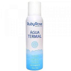 Água Termal Ruby Rose Sem Fragrância 150ml HB-306
