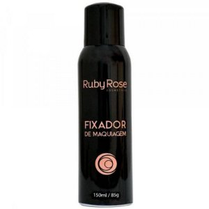 Fixador De Maquiagem Spray Ruby Rose 150ml HB-312