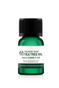Óleo De Tea Tree The Body Shop 10ml