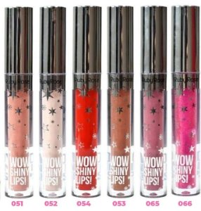 Lip Gloss Won Shiny Lips HB 8218 Ruby Rose