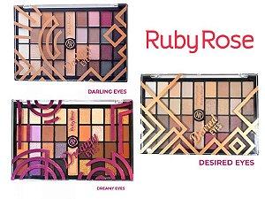 Paleta de Sombras + Primer Ruby Rose