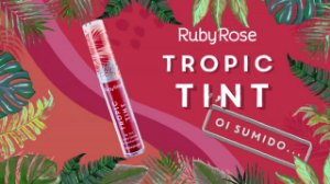 Lip Tint Tropic Ruby Rose