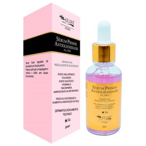 Sérum Primer Antioleosidade Oil-Free Dia Max Love 30ml