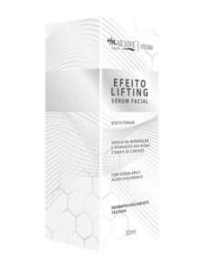 Sérum Facial Efeito Lifting Max Love 30ml