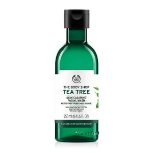 Gel De Limpeza Facial Tea Tree 250ml
