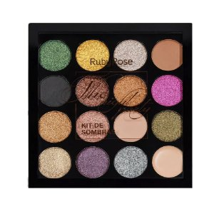 Paleta De Sombras The Night Party Ruby Rose