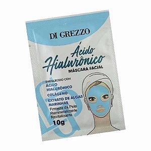 Máscara Facial Ácido Hialurônico Di Grezzo