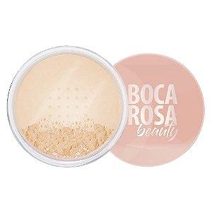 Pó Facial Solto Boca Rosa Beauty By Payot Mate