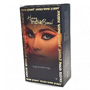 Henna Para Sobrancelha India Brasil