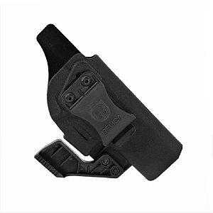 Coldre Velado Glock Bélica - Destro